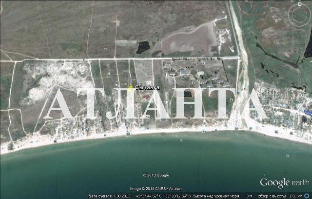 Продается земельный участок на ул. Черноморская — 50 000 у.е.
