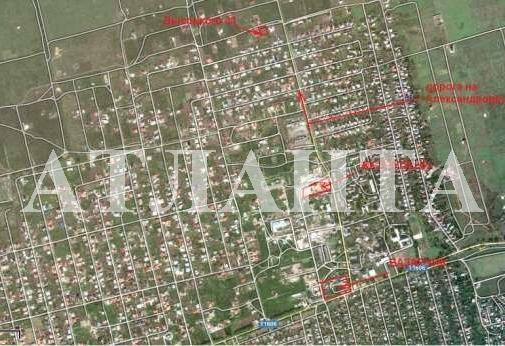 Продается земельный участок на ул. Высоцкого — 18 500 у.е.