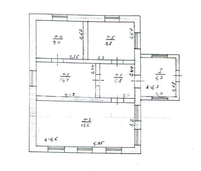 Продается дом на ул. Баблидзе — 41 000 у.е. (фото №10)