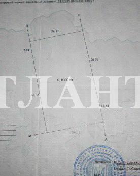 Продается земельный участок на ул. 30 Лет Победы — 8 300 у.е. (фото №3)