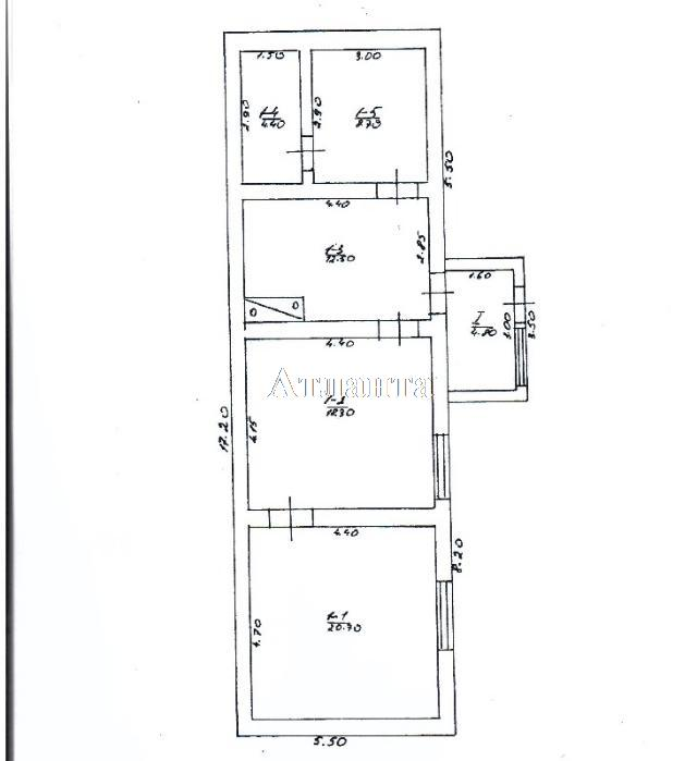 Продается дом на ул. Ватутина Спуск — 7 500 у.е.