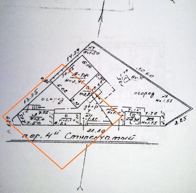 Продается дом на ул. Ступенчатый 4-Й Пер. — 40 000 у.е. (фото №13)