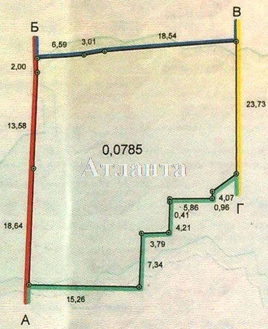 Продается земельный участок на ул. Тупиковый 2-Й Пер. — 90 000 у.е.