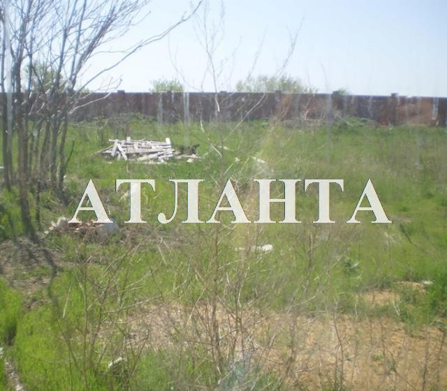Продается земельный участок на ул. 1-Я Линия — 6 000 у.е.