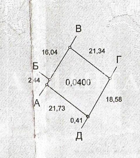 Продается земельный участок на ул. Массив № 38 — 12 000 у.е.