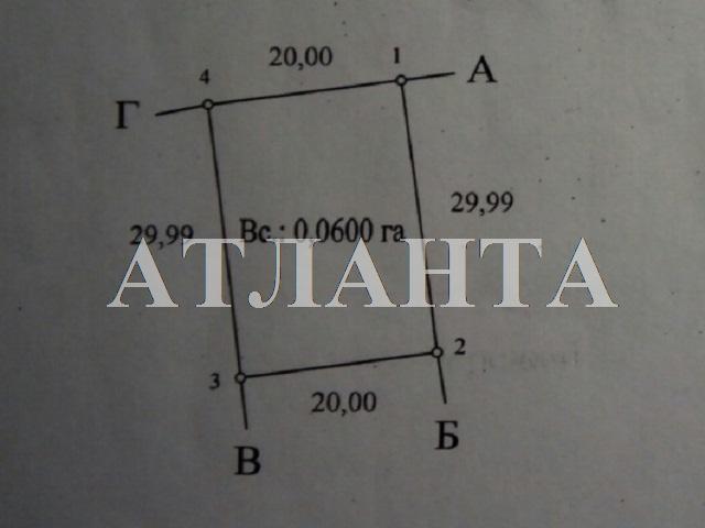 Продается земельный участок на ул. Веселый Пер. — 4 500 у.е.