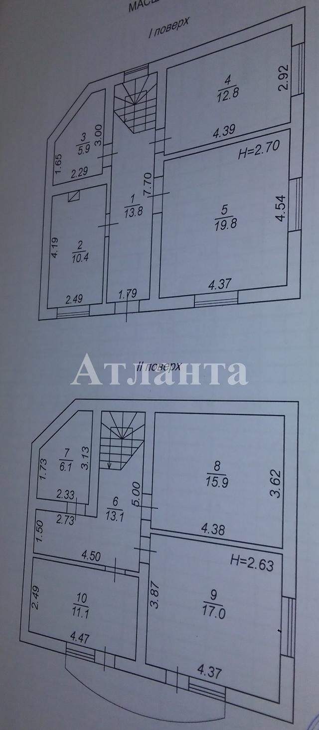Продается дом на ул. Безымянный Пер. — 120 000 у.е. (фото №6)