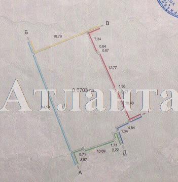 Продается земельный участок на ул. Фонтанская Дор. — 950 000 у.е. (фото №2)