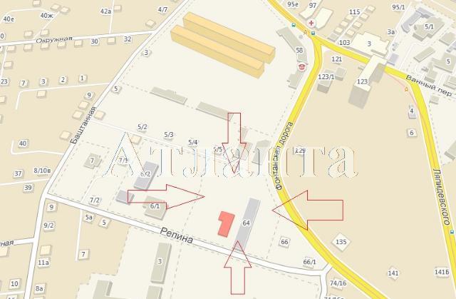 Продается земельный участок на ул. Фонтанская Дор. — 1 500 000 у.е.
