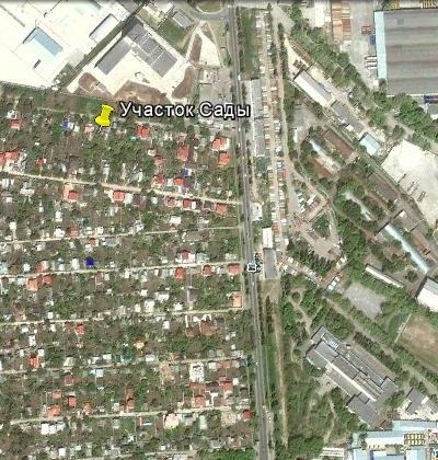 Продается земельный участок на ул. 1-Я Линия — 50 000 у.е.