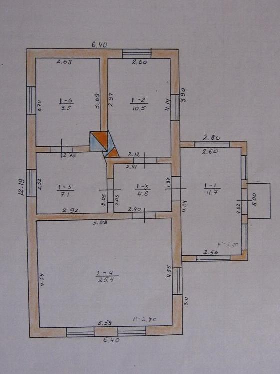 Продается дом на ул. Люксембург Розы — 63 000 у.е. (фото №6)