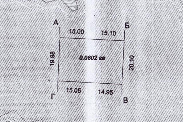 Продается земельный участок на ул. 27-Я Линия — 8 000 у.е.