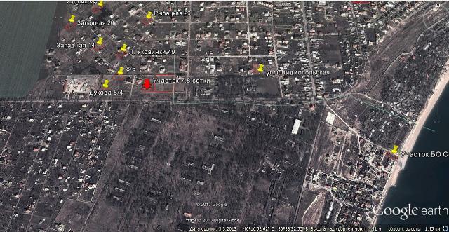Продается земельный участок на ул. Дукова — 36 000 у.е. (фото №2)