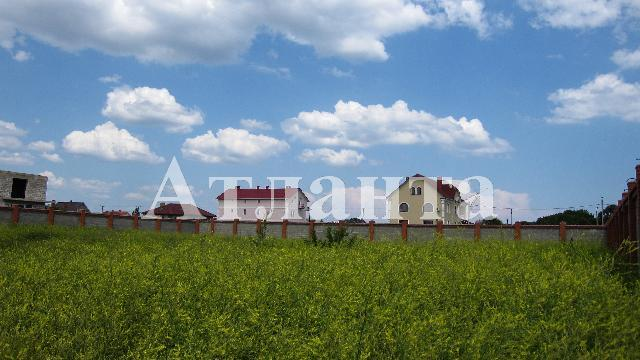 Продается земельный участок на ул. Яблоневая — 80 000 у.е.