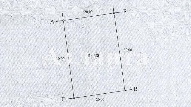 Продается земельный участок на ул. Олимпийский Пер. — 7 300 у.е.