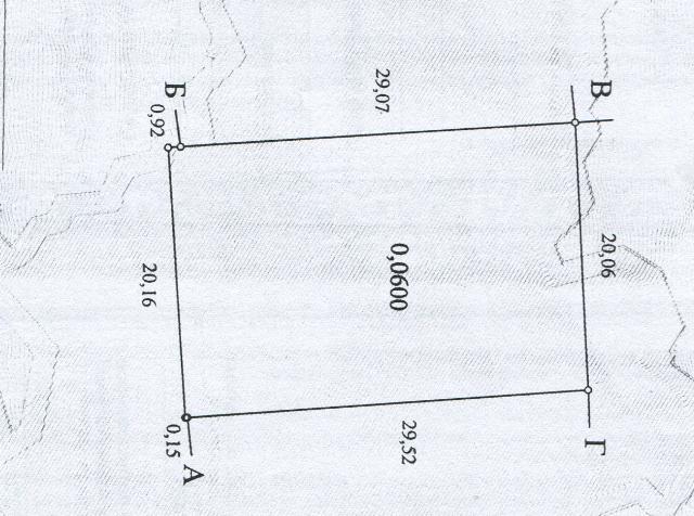 Продается земельный участок на ул. 8-Я Линия — 5 000 у.е.