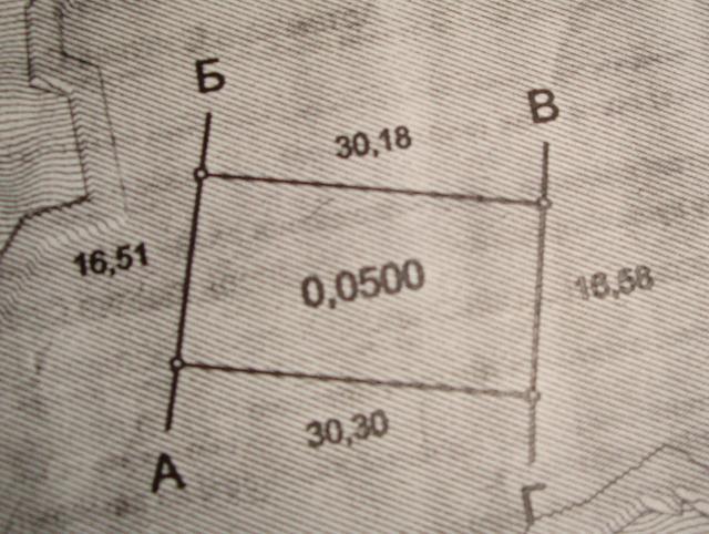 Продается земельный участок на ул. 6-Я Линия — 3 000 у.е.