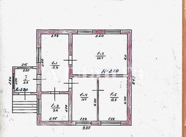 Продается дом на ул. Садовая — 70 000 у.е. (фото №2)