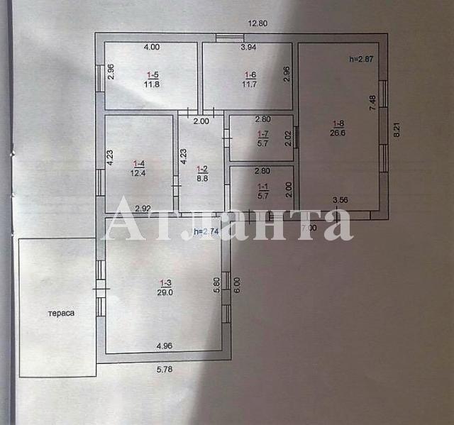 Продается дом — 55 000 у.е. (фото №2)