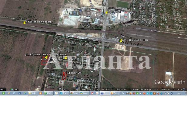 Продается земельный участок на ул. Абрикосовая — 17 000 у.е.