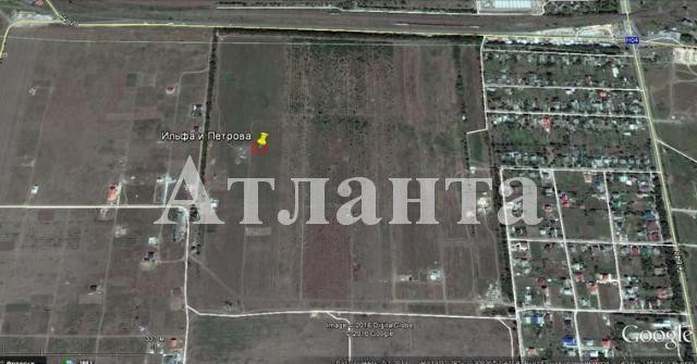 Продается земельный участок на ул. Ильфа И Петрова — 8 000 у.е.