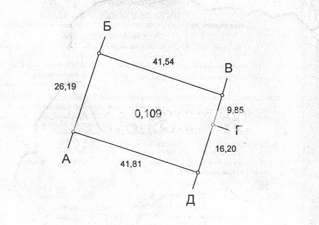 Продается земельный участок на ул. Айвазовского — 15 000 у.е.