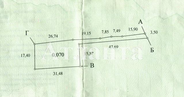 Продается земельный участок на ул. Шевченко — 10 000 у.е.