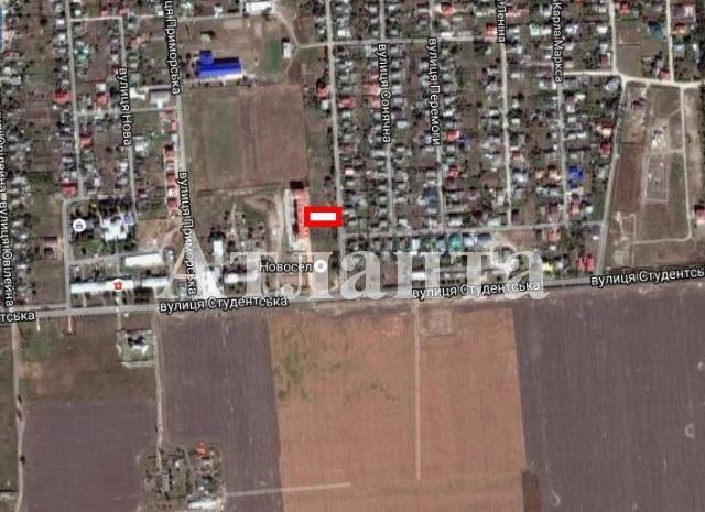 Продается земельный участок на ул. Новоселов — 23 000 у.е.