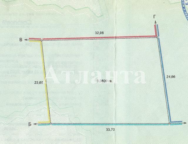 Продается земельный участок на ул. Ск Зелена Гірка — 35 000 у.е.