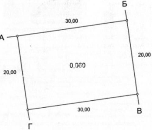 Продается земельный участок на ул. Массив № 23 — 45 000 у.е.