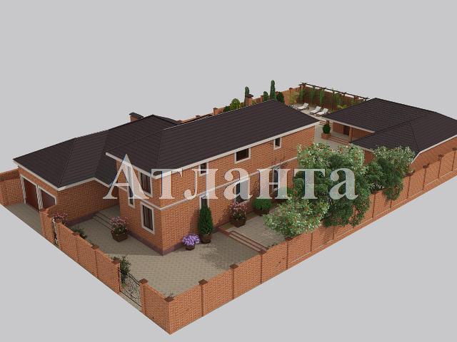 Продается дом на ул. Береговая — 800 000 у.е.