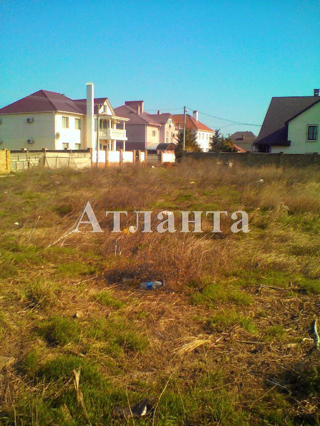 Продается земельный участок на ул. Коралловая — 140 000 у.е.