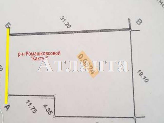 Продается земельный участок на ул. Астрономическая — 85 000 у.е. (фото №5)