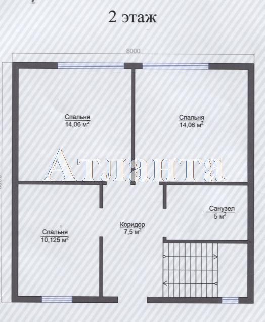Продается дом на ул. Кодымская — 95 000 у.е. (фото №5)