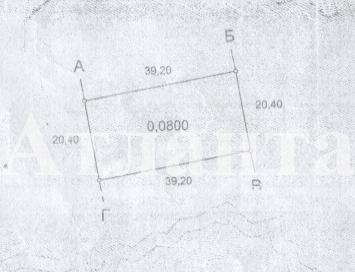 Продается земельный участок на ул. Кленовая — 60 000 у.е.