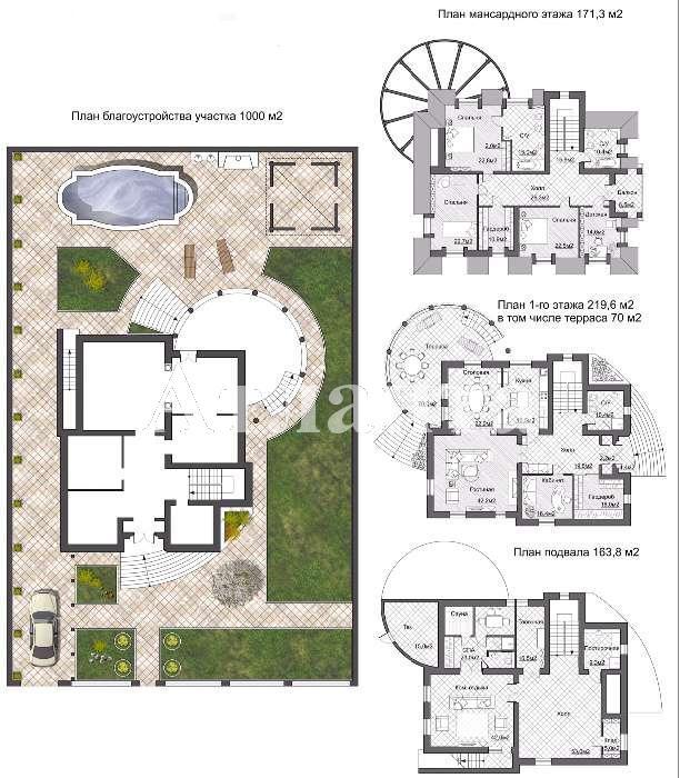 Продается дом на ул. Лиманская — 400 000 у.е. (фото №3)