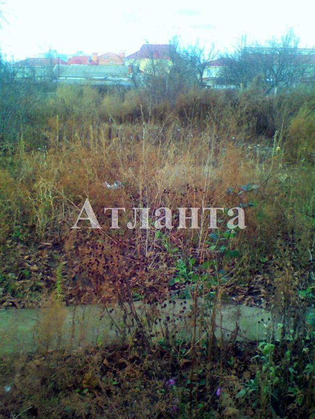 Продается земельный участок на ул. Чапаева — 125 000 у.е.