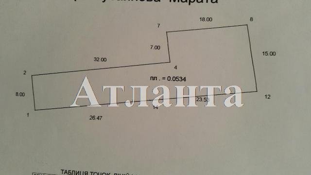 Продается земельный участок на ул. Березовая — 55 000 у.е.