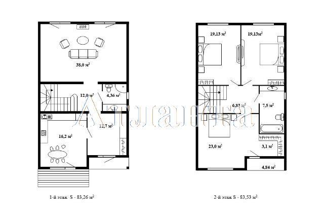 Продается дом на ул. Ясная — 180 000 у.е.