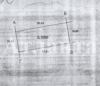 Продается земельный участок на ул. Хуторок — 50 000 у.е.