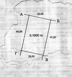 Продается земельный участок на ул. Строителей — 30 000 у.е.