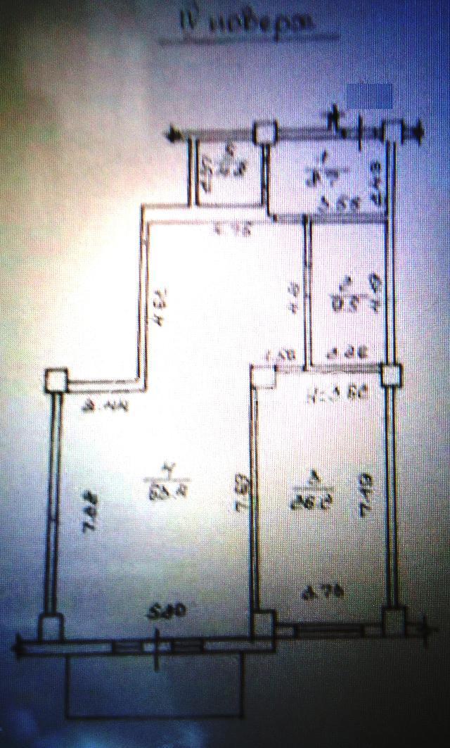 Продается 3-комнатная квартира на ул. Ониловой Пер. — 115 000 у.е. (фото №4)
