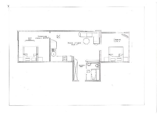 Продается 3-комнатная квартира в новострое на ул. Екатерининская — 98 000 у.е. (фото №6)