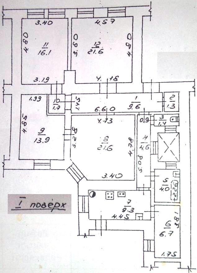 Продается 4-комнатная квартира на ул. Коблевская — 90 000 у.е. (фото №12)