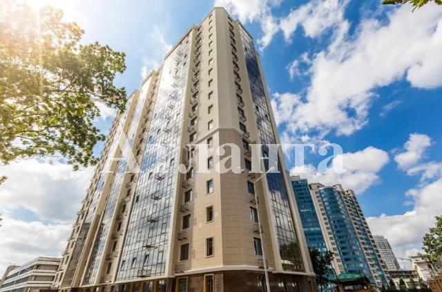 Продается 3-комнатная квартира в новострое на ул. Гагаринское Плато — 210 000 у.е.