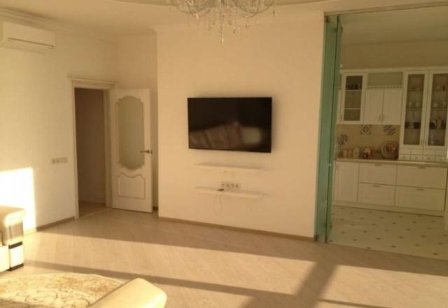 Продается 3-комнатная квартира в новострое на ул. Гагаринское Плато — 250 000 у.е. (фото №2)