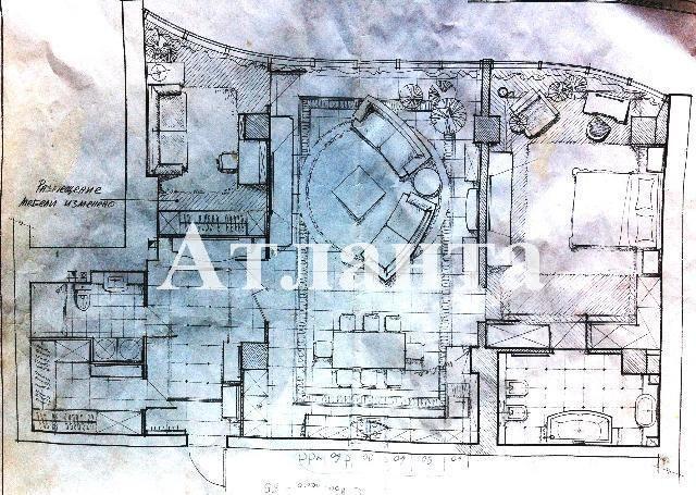Продается 3-комнатная квартира в новострое на ул. Генуэзская — 180 000 у.е. (фото №6)