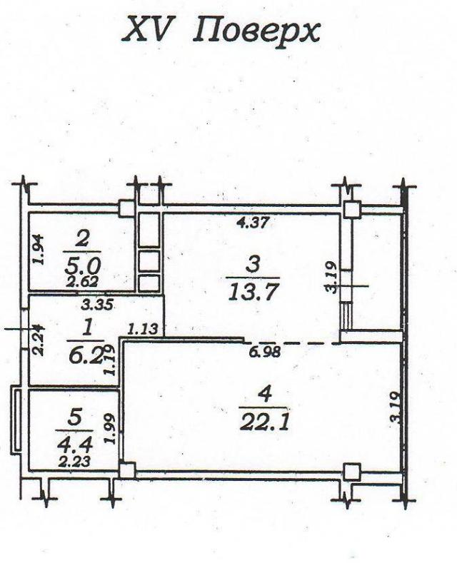 Продается 1-комнатная квартира в новострое на ул. Гагаринское Плато — 95 000 у.е. (фото №4)