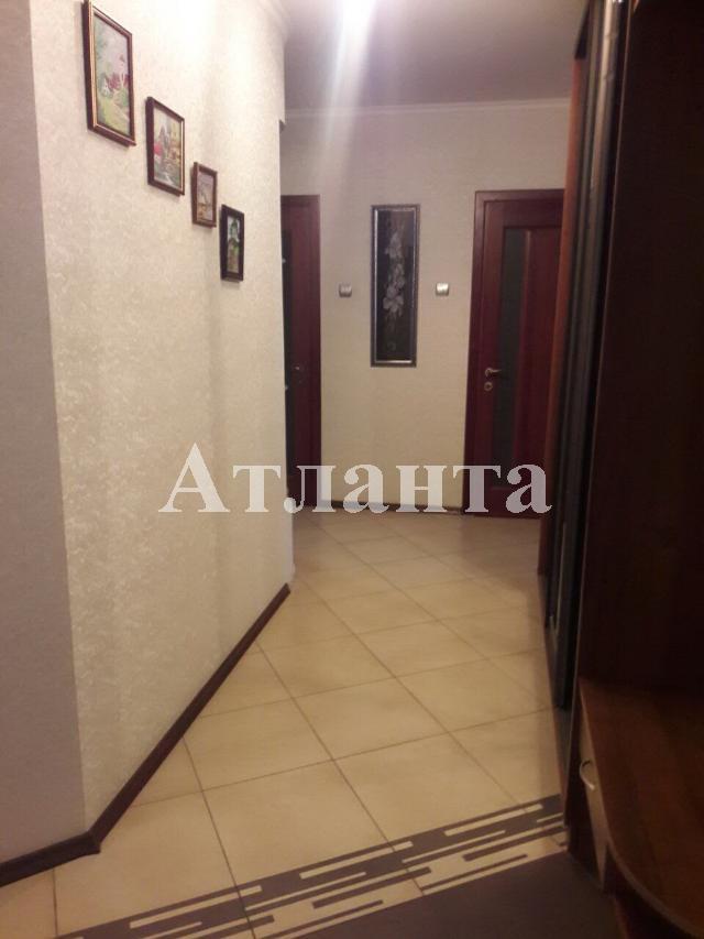 Продается 3-комнатная квартира в новострое на ул. Парковая — 85 000 у.е. (фото №11)