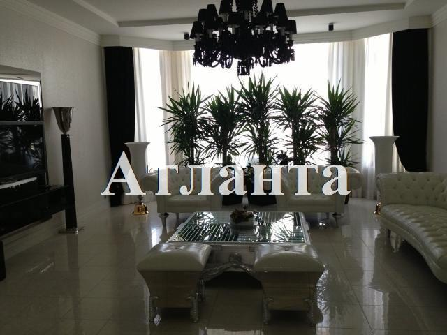 Продается 4-комнатная квартира в новострое на ул. Генуэзская — 650 000 у.е.